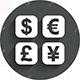 Переключатель валют